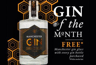 Gin of the Month, Manchester Gin