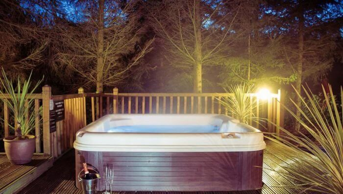 Hot Tub Holidays Cheshire