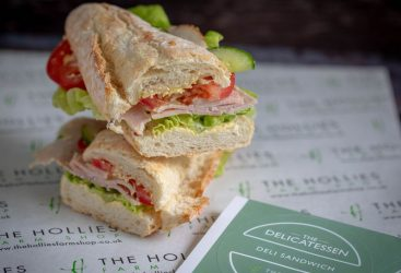 Take Away Sandwiches available at Little Budworth.