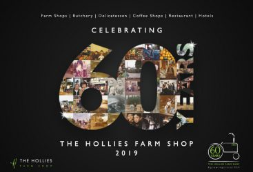 Diamond Anniversary, The Hollies Farm Shop