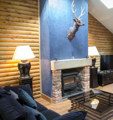 Forest Log Cabins & Luxury Lodges UK | Cheshire Forest Holidays
