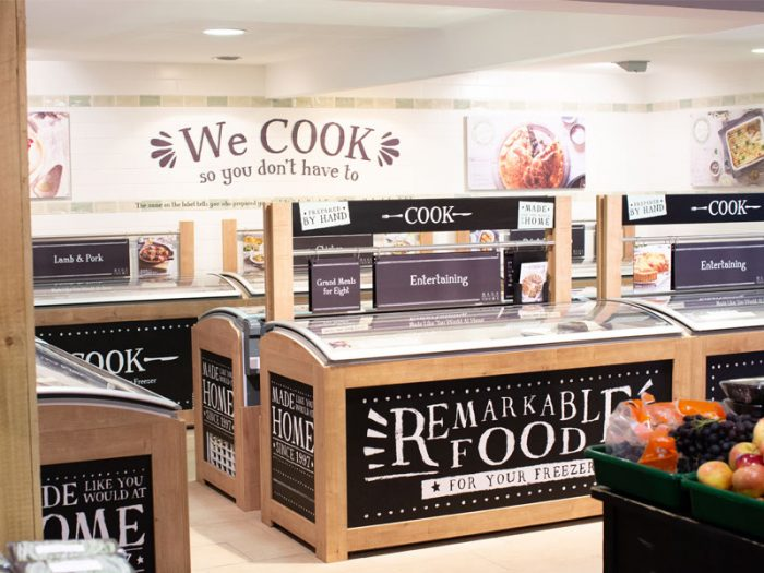 COOK - Remarkable Food for your Freezer | The Hollies Farm Shop